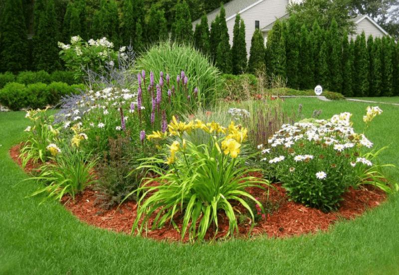Красивый сад - простые правила создания для новичков