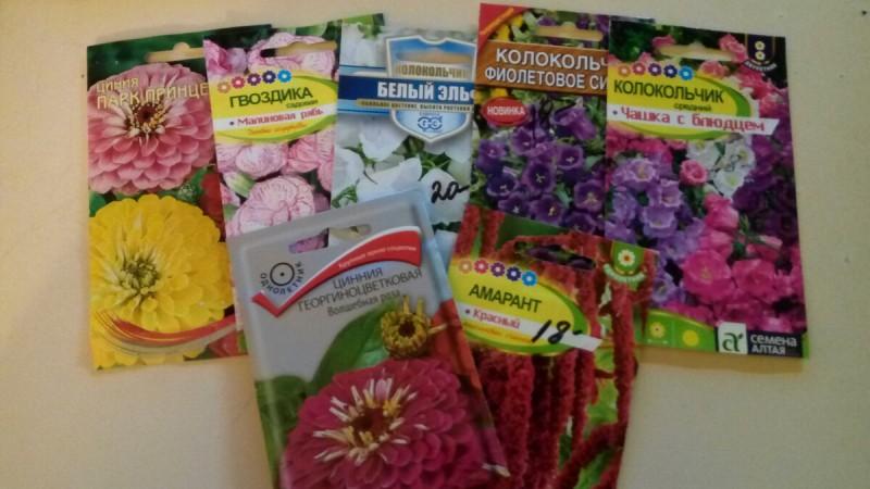 Цветы для сада...