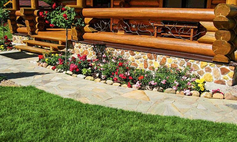 Выбираем красивые растения для входной зоны
