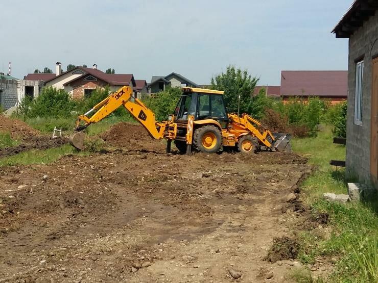 Благоустройство дачного участка: подготовка участка под строительство дома