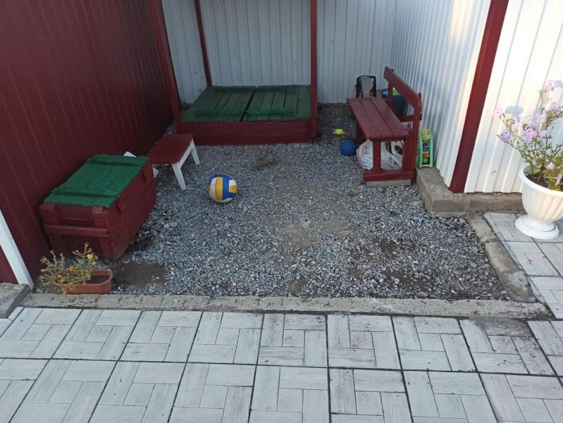 Товарищ показал как на сезон избавиться от сорняков на участке