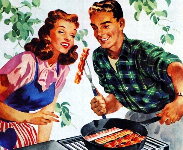 А что ты будешь сажать на даче?Мясо на шампура насаживать, посреди упакованного в бетон участка))