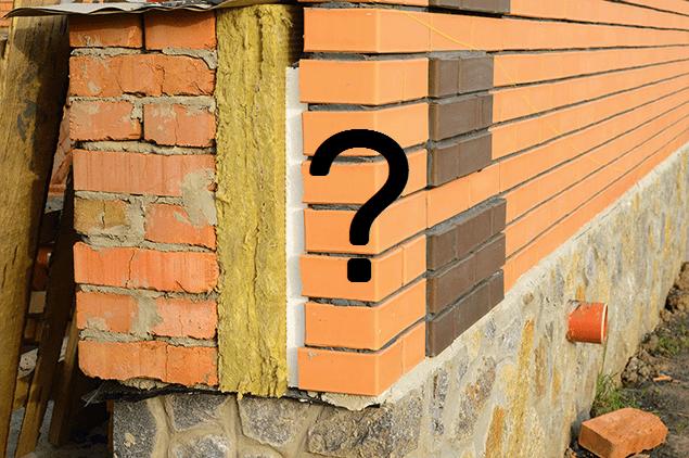 Утеплители, которые глупо использовать внутри каменных стен. Чем правильно утеплять такие дома? Именно правильно