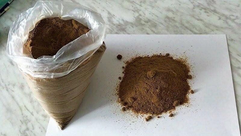 Горчичный пирог - органическое удобрение для сада